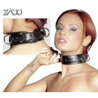 ZADO - LEATHER COLLAR