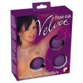 Purple Velvet Balls
