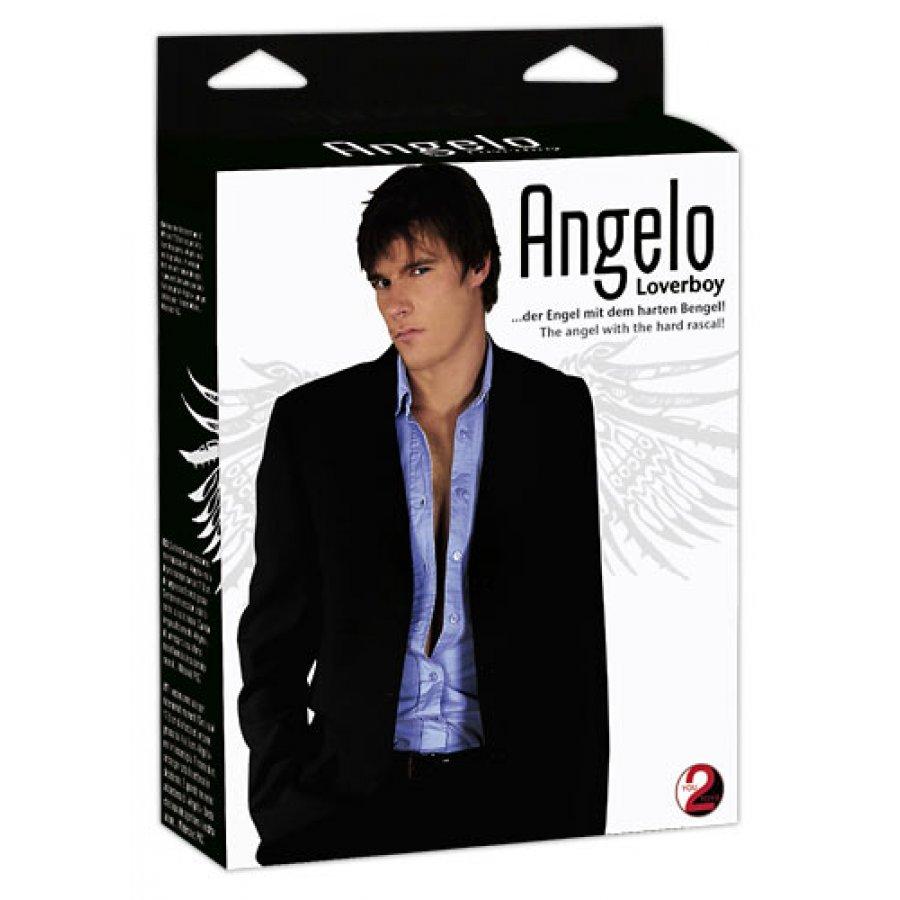 Φουσκωτες Κουκλες - ANGELO LOVERBOY