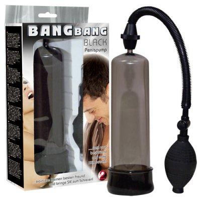 Μεγεθυντες Πεους - BANG BANG - BLACK