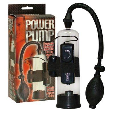 Μεγεθυντες Πεους - POWER PUMP
