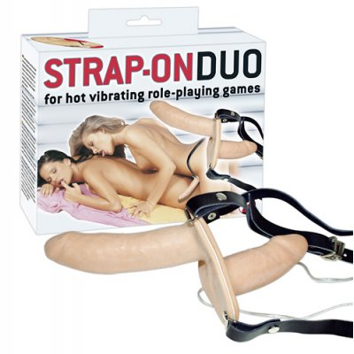 Strap on - STRAP-ON DUO