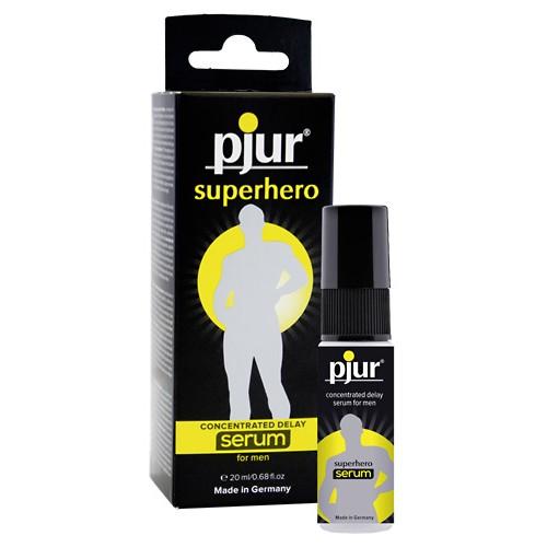 PJUR SUPERHERO SERUM - 20ml