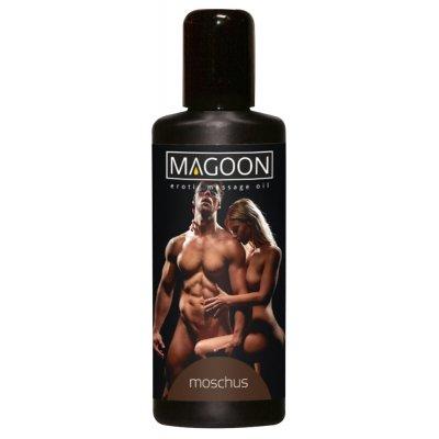 Λαδια Μασαζ - MAGOON MOSCHUS - 100ml