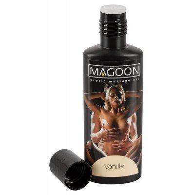 Λαδια Μασαζ - MAGOON VANILLE - 100ml