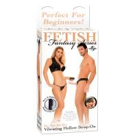 FETISH HOLLOW - FLESH 6' VIB