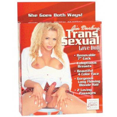 Φουσκωτες Κουκλες - TRANSSEXUAL DOLL