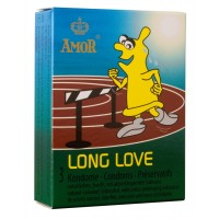 AMOR LONG LOVE - 3pck