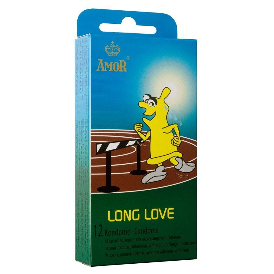 Προφυλακτικα - AMOR LONG LOVE - 12pck