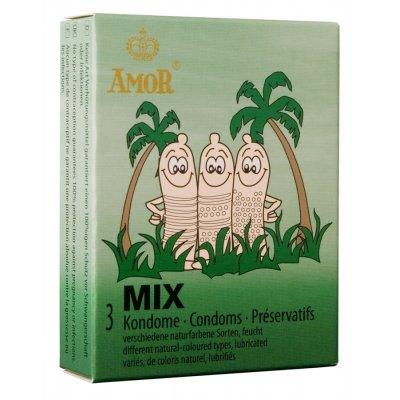 Προφυλακτικα - AMOR MIX - 3pck