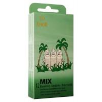 Προφυλακτικα - AMOR MIX - 12pck