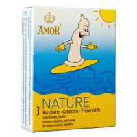 AMOR NATURE - 3pck