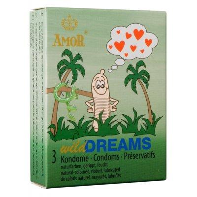 Προφυλακτικα - AMOR DREAMS - 3pck