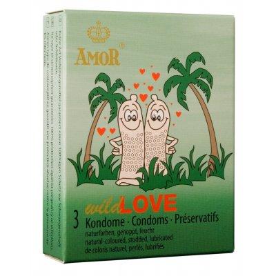 Προφυλακτικα - AMOR LOVE - 3pck