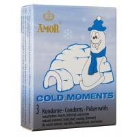 Προφυλακτικα - AMOR COLD MOMENTS - 3pck