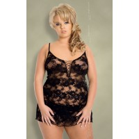 LETICIA BABY DOLL - PLUS