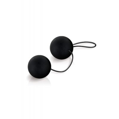 Κολπικες Μπαλες - SILKY SMOOTH - BLACK