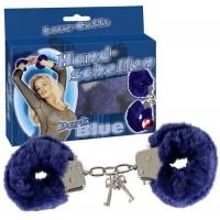 LOVE CUFFS BLUE