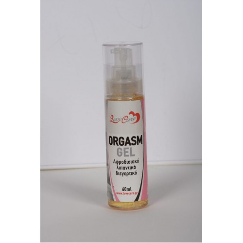 ORGASM GEL LoveCare 60 ml