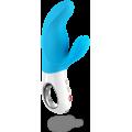 Δονητες Rabbit - Δονητες Σιλικονης - MISS BI - BLUE
