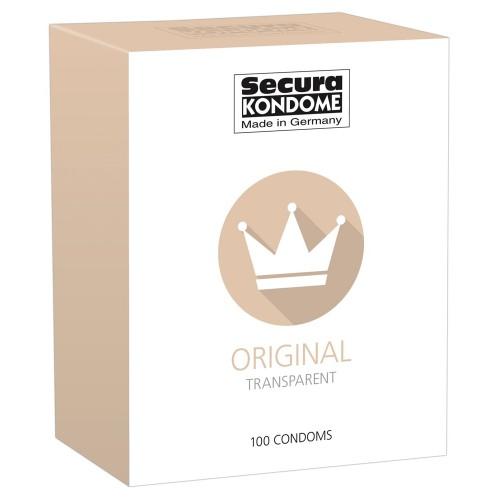 ORIGINAL CONDOMS - 100 TEM