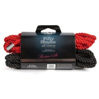Fifty Shades Of Grey Twin Ropes - 5 M each Rope | Aroma Sex Shop
