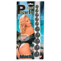 Κολπικες Μπαλες - Πρωκτικες Σφηνες - ANAL PEARLS - BLACK