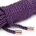 Fifty Shades Freed - Silky Purple Rope - 10 M - Aroma Sex Shop