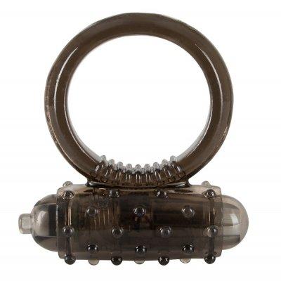 Δακτυλιοι Πεους - VIBRO RING - BLACK