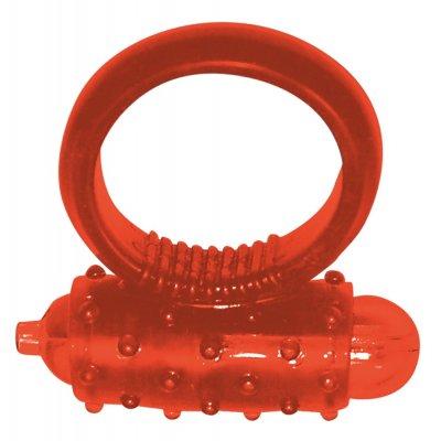 Δακτυλιοι Πεους - VIBRO RING - RED