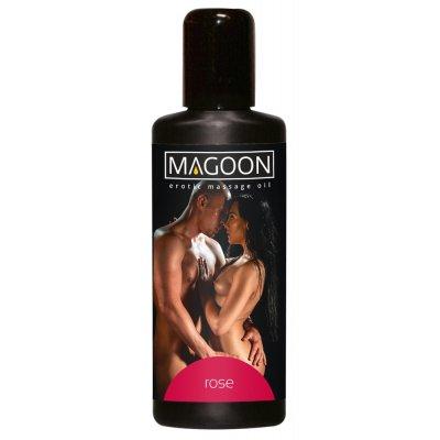 Λαδια Μασαζ - MAGOON ROSE - 100ml