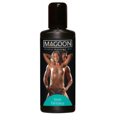 Λαδια Μασαζ - MAGOON LOVE FANTASY - 100ml