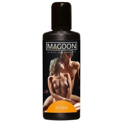 Λαδια Μασαζ - MAGOON AMBER - 100ml