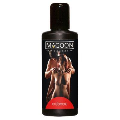 Λαδια Μασαζ - MAGOON STRAWBERRY - 50ml