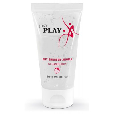 Just Play - Άρωμα Φράουλας - 50 ml