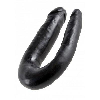 Δονητες - SMALL DOUBLE BLACK