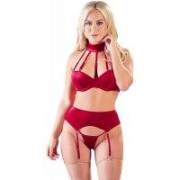 Set 3 τεμάχια - Κόκκινο | Aroma Sex Shop
