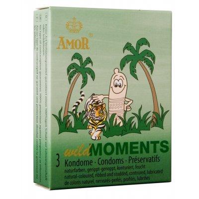 Προφυλακτικα - AMOR MOMENTS - 3pck