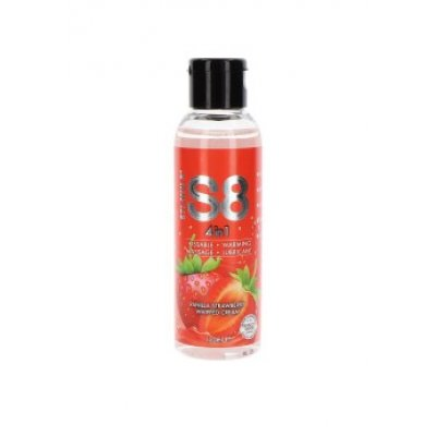 Λιπαντικό - Λάδι Μασάζ- Βρώσιμο - Θερμικό 125 ml | S8 4 in1 DESSERT LUBE 125 ml | Aroma Sex Shop