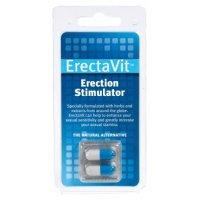 Erecta Vit - 2 Capsules - Ανδρική Διέγερση & Στύση - Aroma Sex Shop