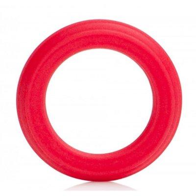 CAESAR Δαχτυλίδι Σιλικόνης Κόκκινο