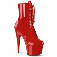 Pleaser Shoes | ADORE 1020 RED