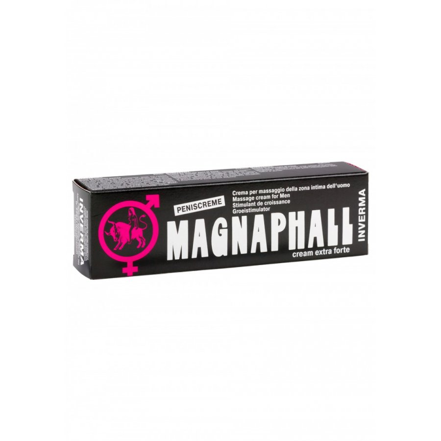 Magnaphall - Ανδρική Διεγερτική Κρέμα 45 ml | Aroma Sex Shop