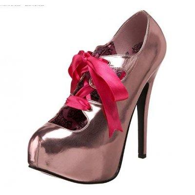 Teeze Χρυσό με Ροζ Κορδέλα  No 37