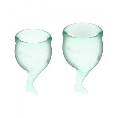 Κύπελλα Περιόδου Ιατρική Σιλικόνη - Secure Cups | Aroma Sex Shop