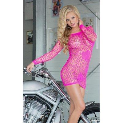 Διχτυωτό Φόρεμα Sweetheart