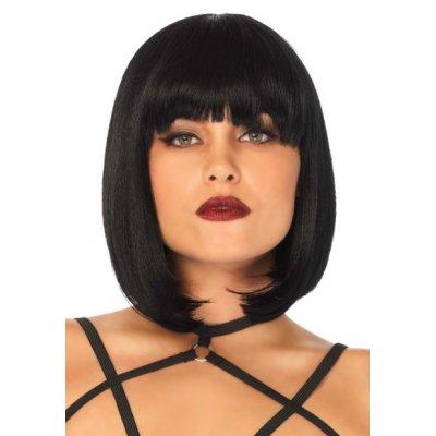 Μαύρη Περούκα - Καρέ