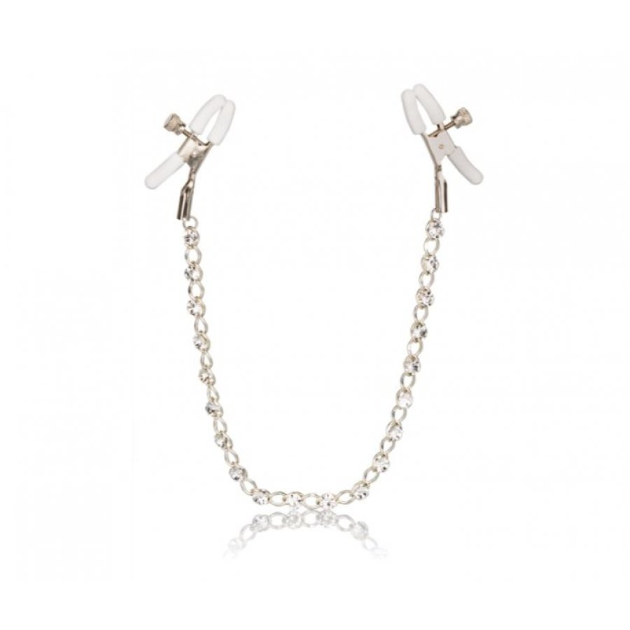 Crystal Nipple Chain