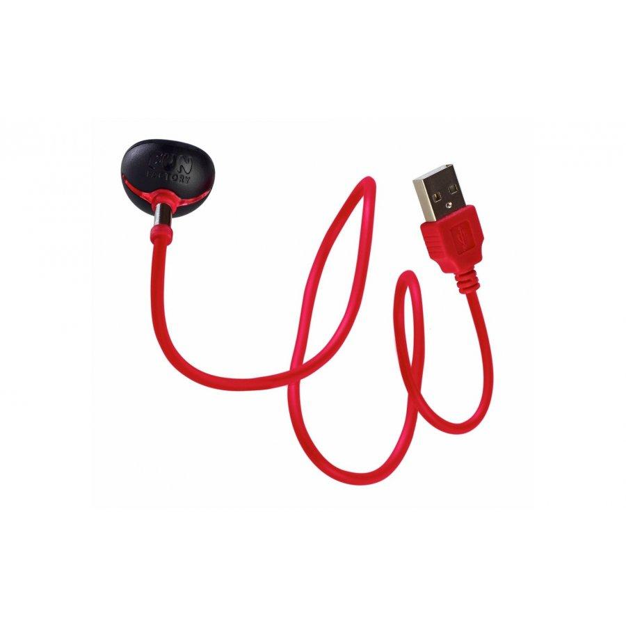 Δονητες Σιλικονης - USB MAGNETIC CHARGER  FUN FUCTORY
