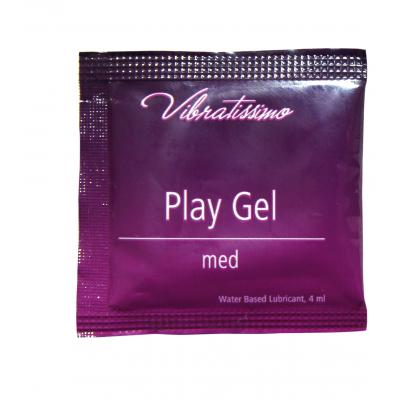 Υδατοδιάλυτο Λιπαντικό Amor PlayGel - 4 ml